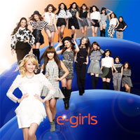 DISCOGRAPHY [クルクル]|E-girls Official Website